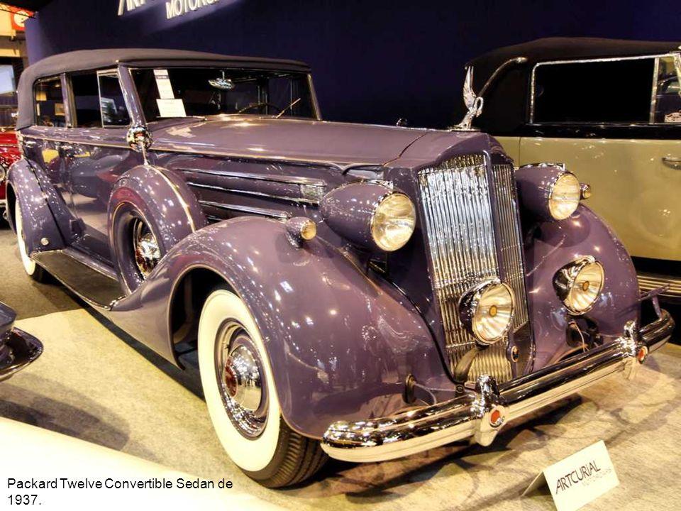 Bugatti 59/50BIII de 1938.