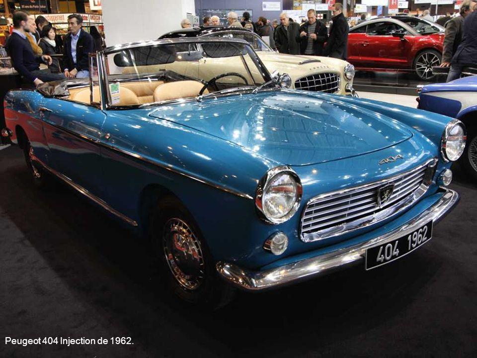 Jaguar Type D de 1955.