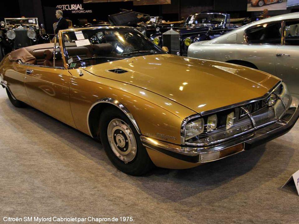 Dino 206 SP de 1966.