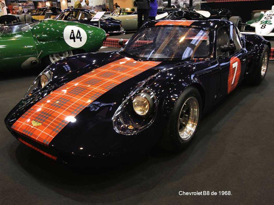 Lamborghini Miura SV 1972.