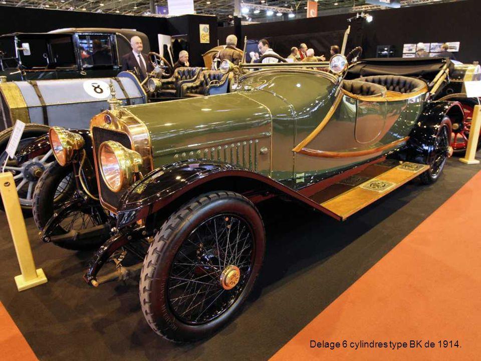 Hispano Suiza H6 B Hibbard & Darrin 3-Position Cabriolet de 1929.