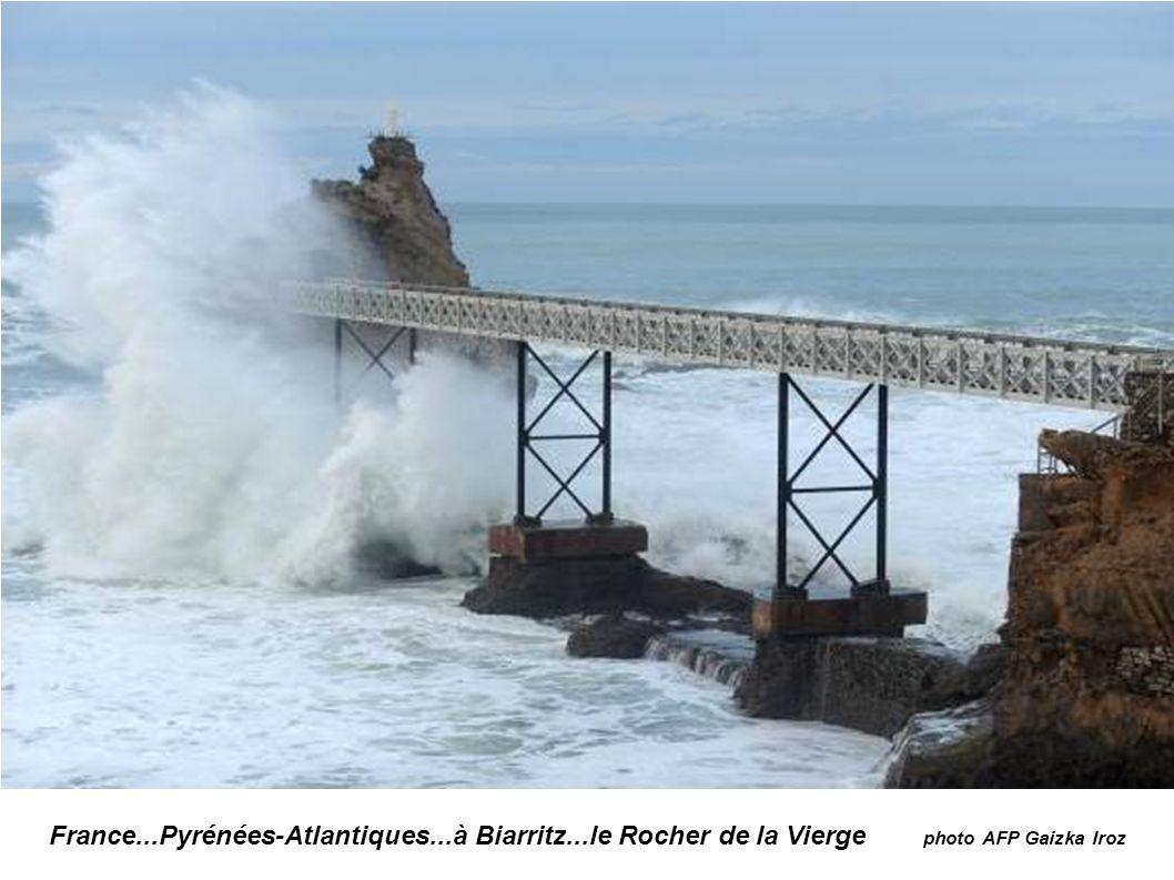 France...Pyrénées Atlantiques...Ciboure-Socoa