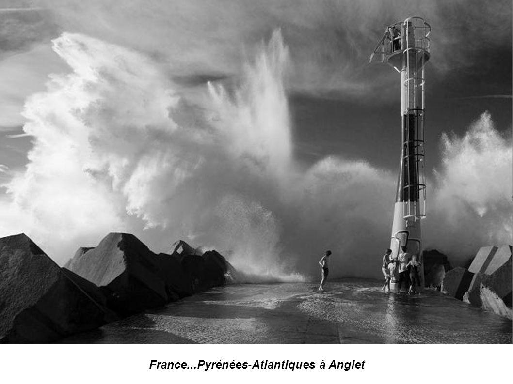 France...Pyrénées-Atlantiques à Biarritz