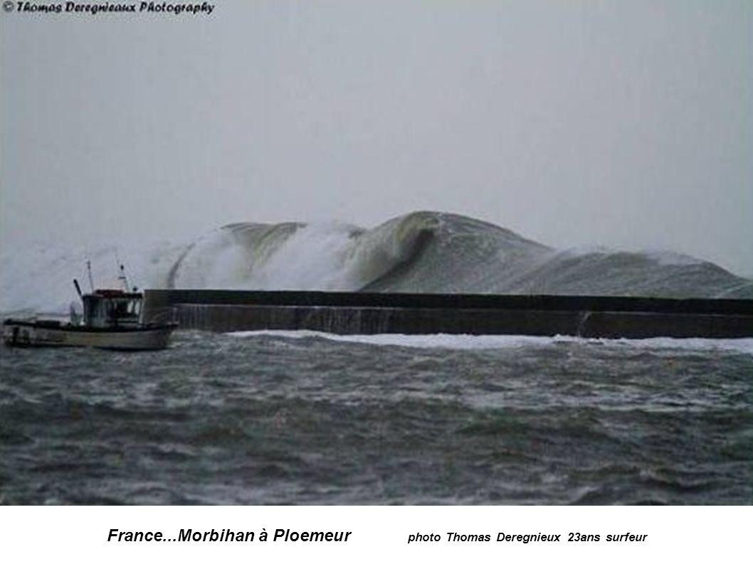 France...Morbihan à Lomener-Ploermeur photo Thierry Renaud
