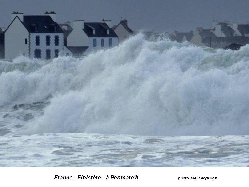 France...Ille et vilaine...Saint-Malo coté gauche et droite du Sillon