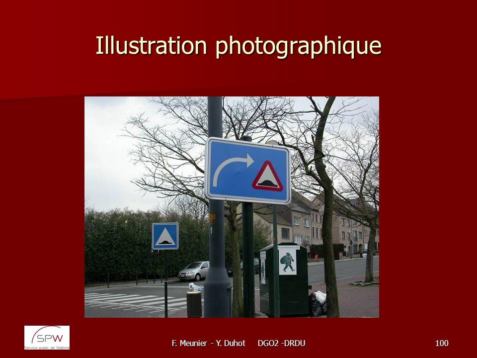 F. Meunier - Y. Duhot DGO2 -DRDU100 Illustration photographique