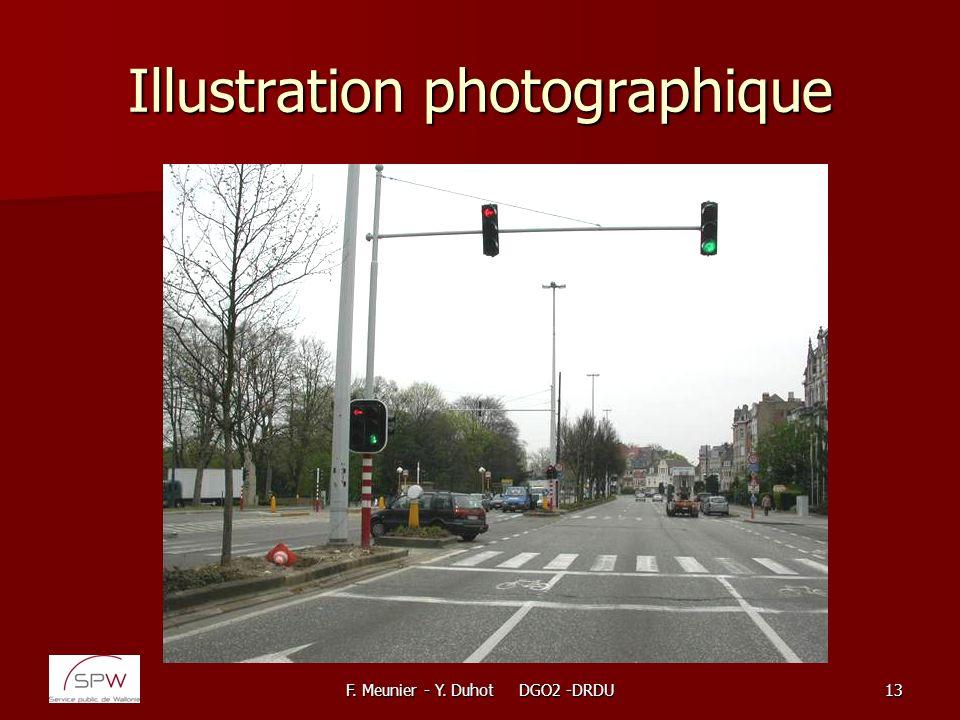 F. Meunier - Y. Duhot DGO2 -DRDU13 Illustration photographique