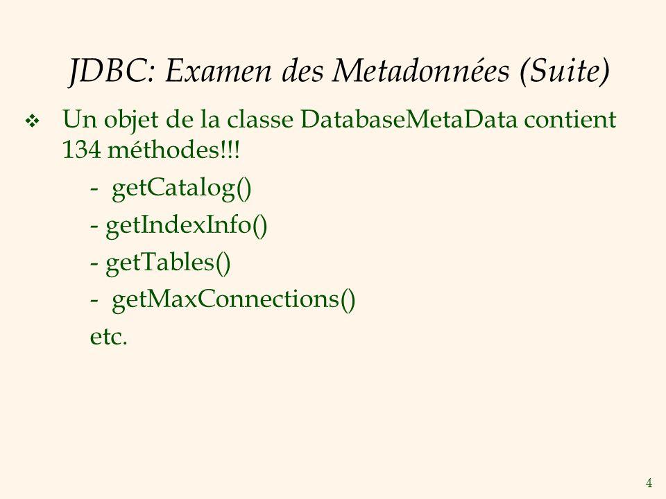 15 SQL/PSM La plupart des SGBDs permettent aux utilisateurs de stocker des procédures en usant dun language simple et tout usage proche de SQL Le standard SQL/PSM est représentatif de tels langages.