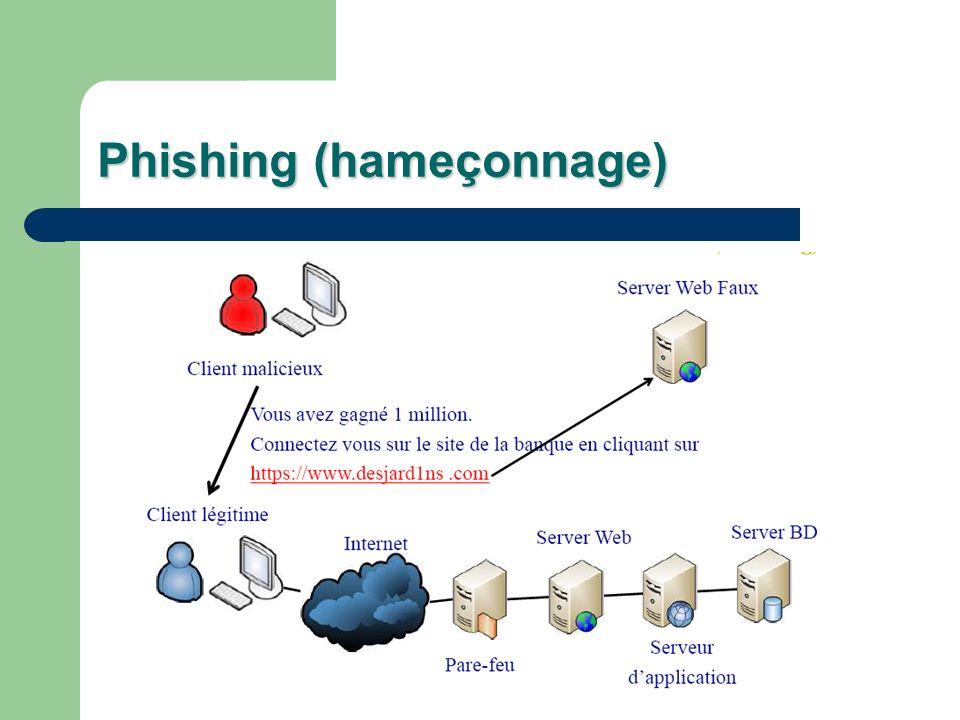 Phishing (hameçonnage)