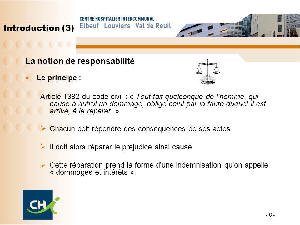 - 27 - Applications : Les droits des patients Faut il faire un inventaire à larrivée dun malade Oui et avec son accord.