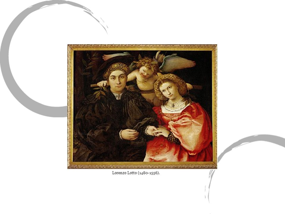 Lorenzo Lotto (1480-1556).
