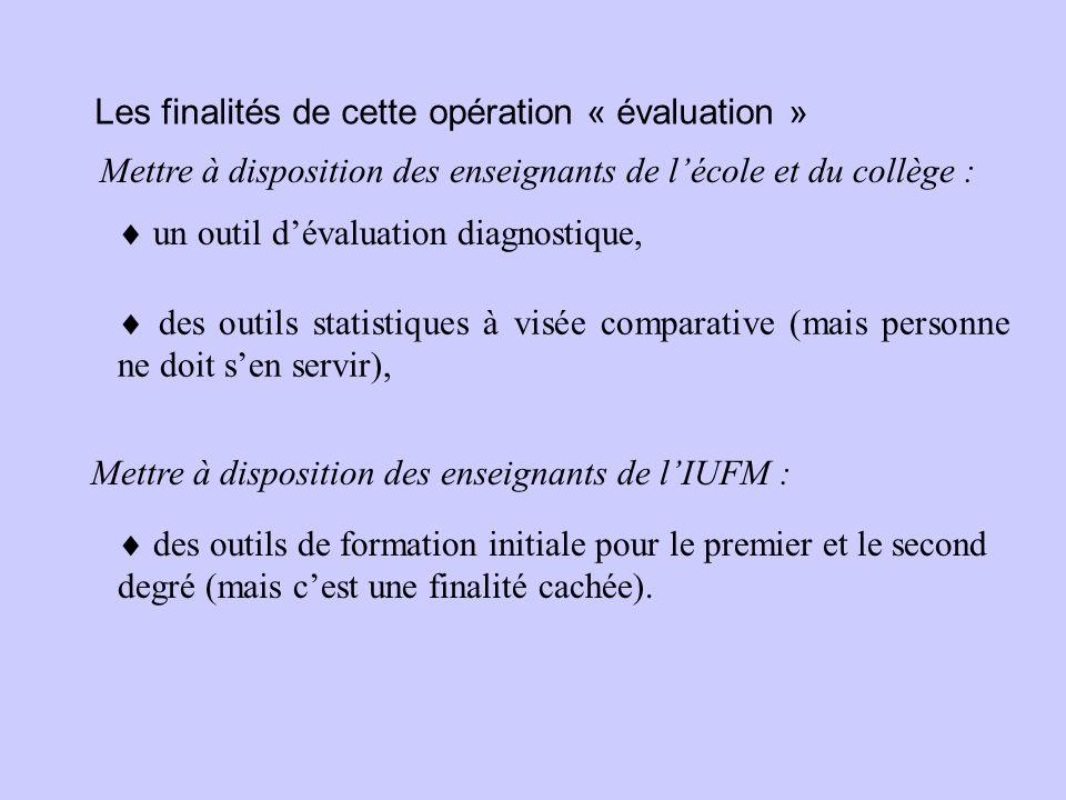 Domaine n° 1 : lutter contre des représentations dominantes Par exemple : « en math, cest bon ou cest faux » Exercice 25c - évaluation CE2 - 2000 108 coureurs prennent le départ d une course.