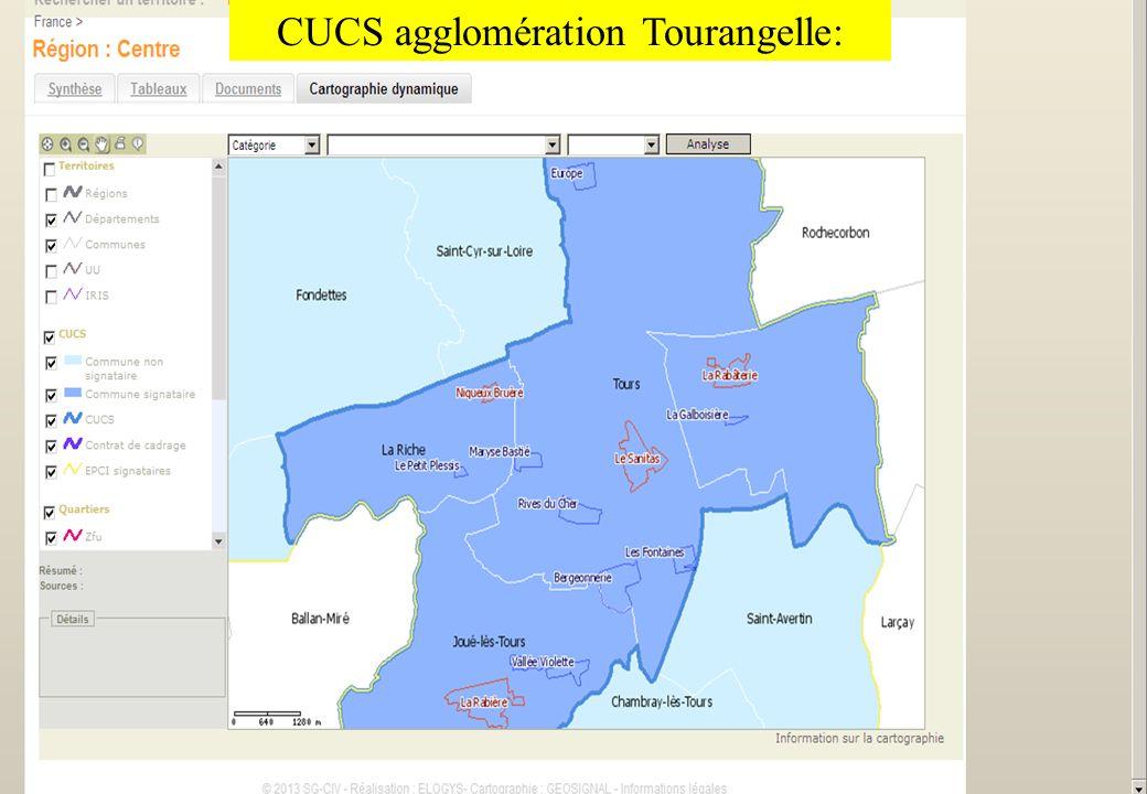13 CUCS agglomération Tourangelle: