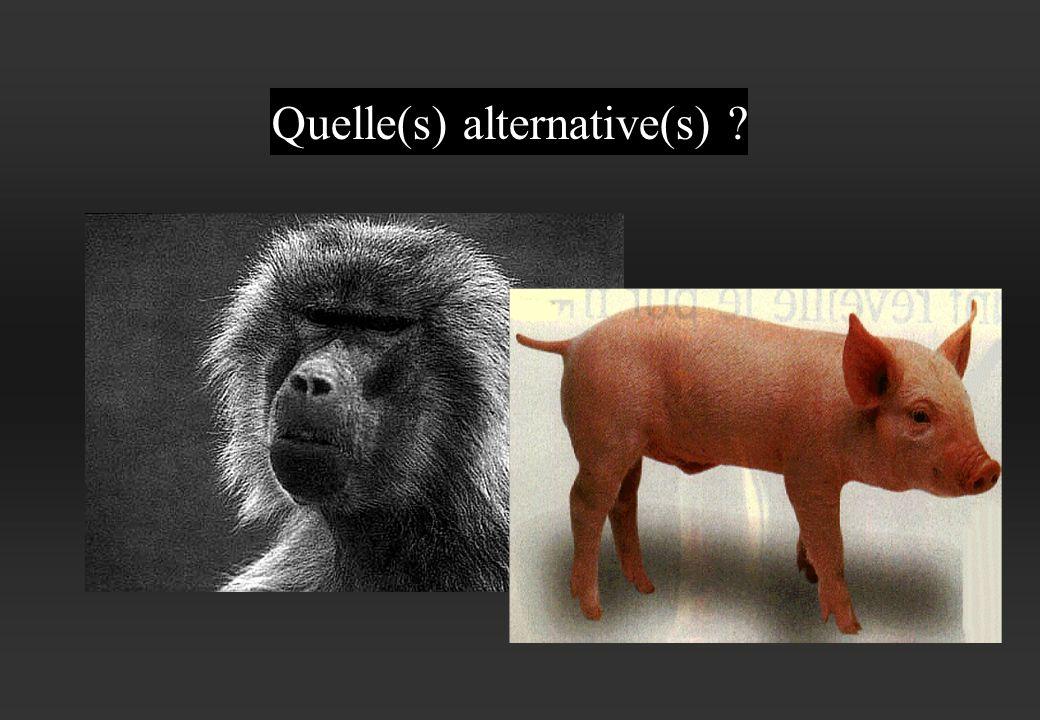 Quelle(s) alternative(s) ? Zoonoses taille ligues défense normes biologiques