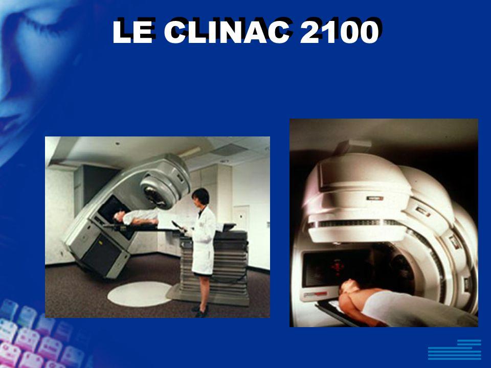 LE CLINAC 2100