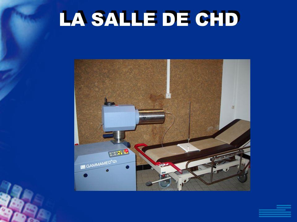 LA SALLE DE CHD