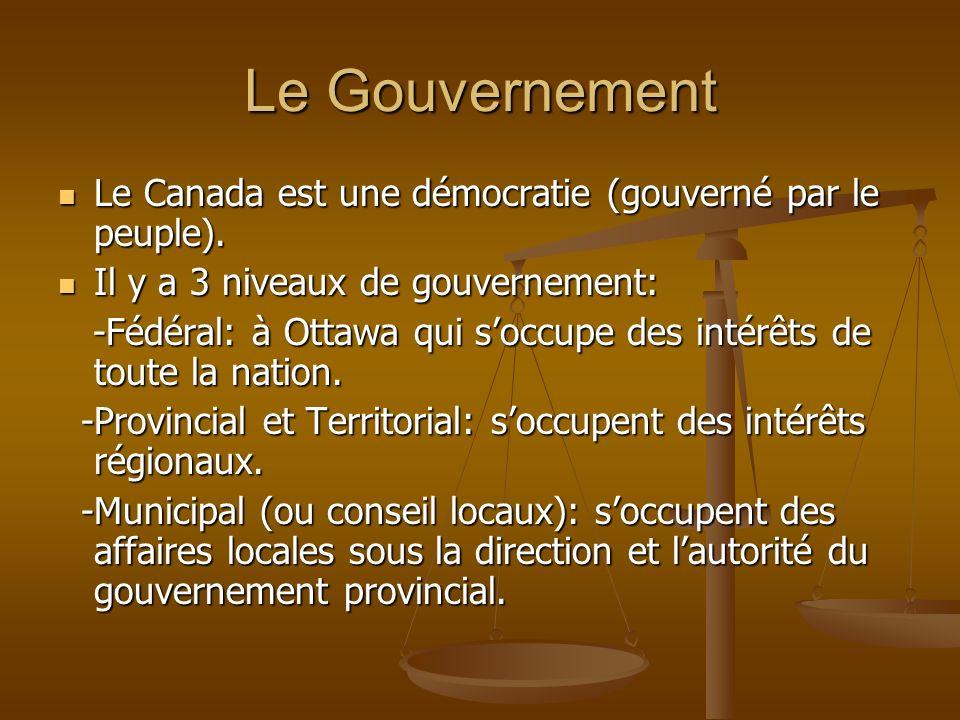 Le vocabulaire politique Une Circonscription: Division administrative des régions.