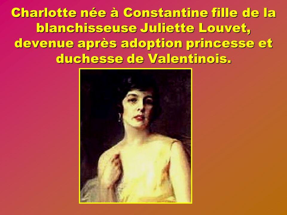 Le prince Rainier petit fils dun légionnaire et dune Française dAlgérie.