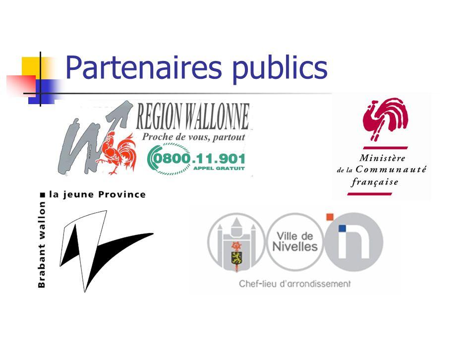 Partenaires publics