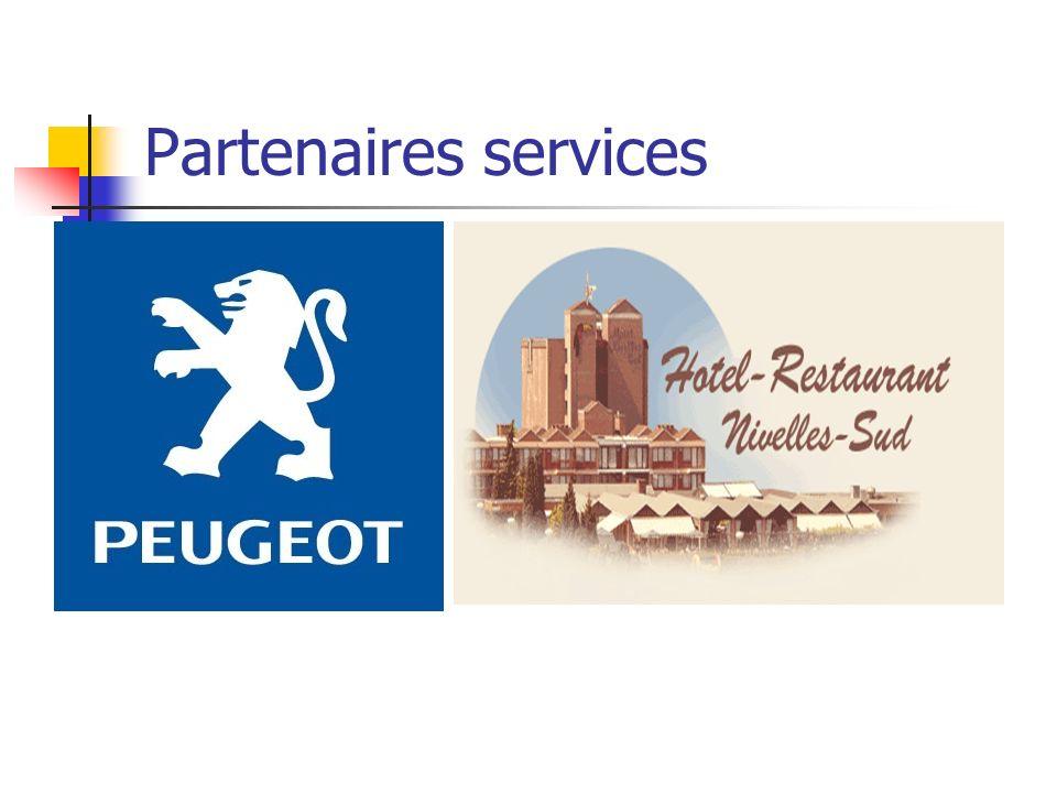 Partenaires services
