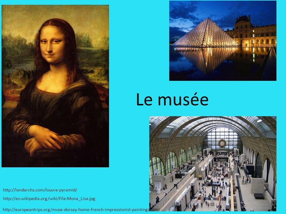 http://landarchs.com/louvre-pyramid/ http://en.wikipedia.org/wiki/File:Mona_Lisa.jpg http://europeantrips.org/muse-dorsay-home-french-impressionist-pa