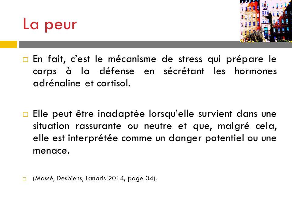 Le stress Le stress est une réaction normale de lorganisme devant un danger, une menace, une contrainte ou un défi.