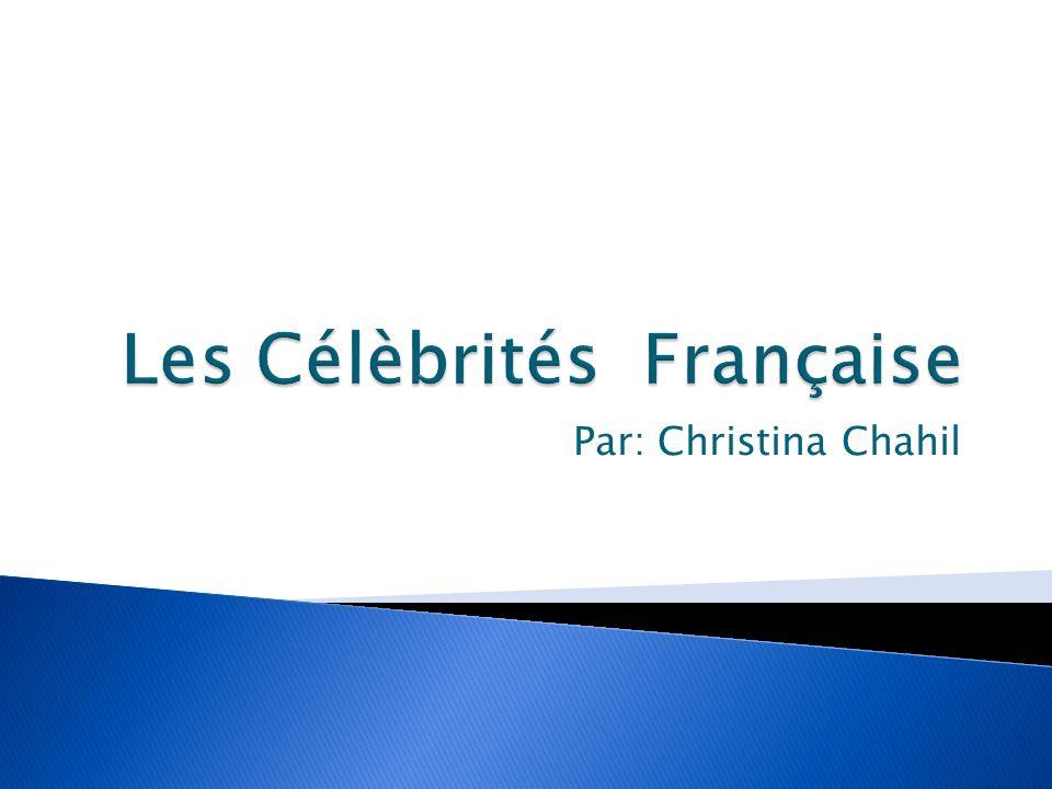 Par: Christina Chahil