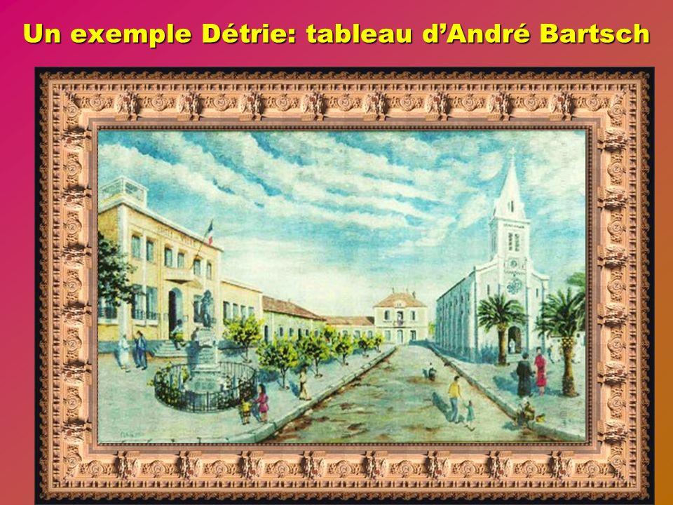 Cest le futur maréchal Bazaine qui devait succéder au colonel Mellinet comme administrateur de la ville avant le colonel Rousseau. Grâce aux ouvriers