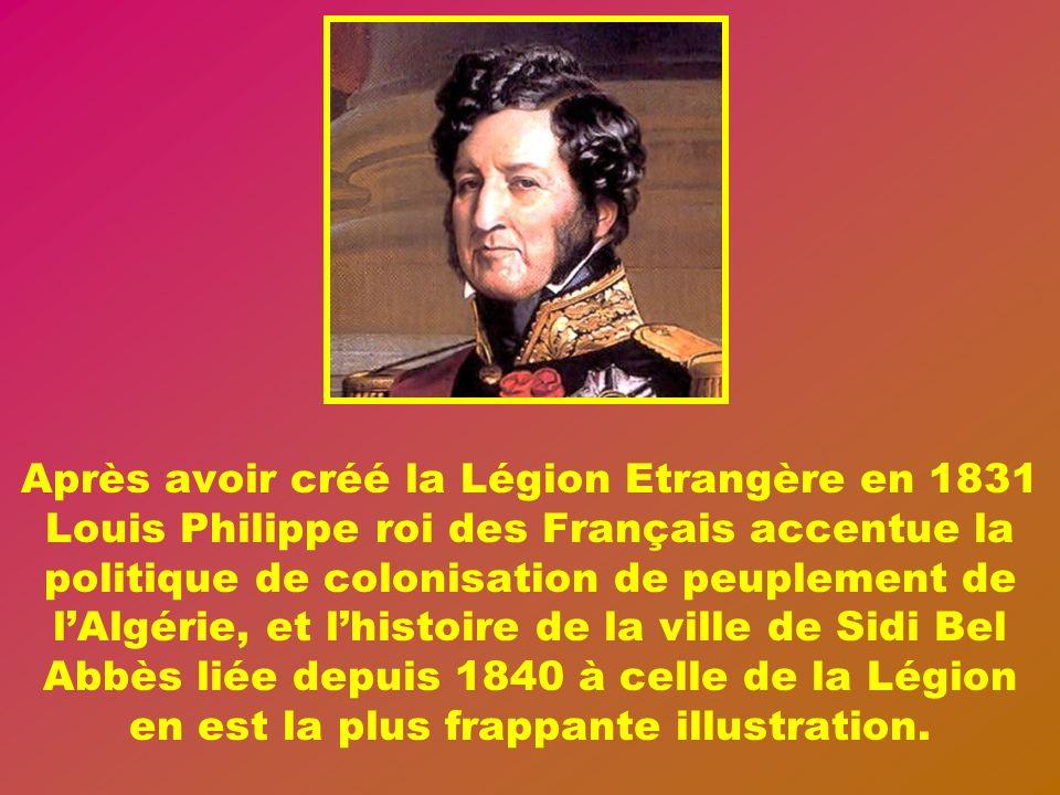 La Légion et son berceau à Diaporama de Claude Jacquemay pour sa famille et ses amis
