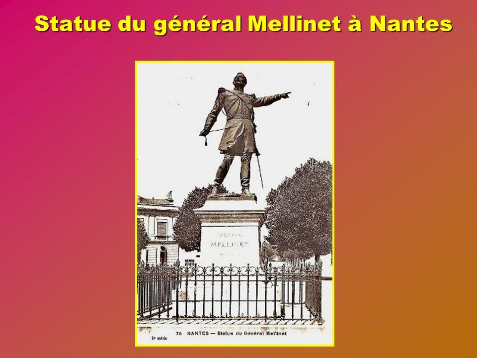 De 1846 à 1851 le colonel Mellinet sera le principal fondateur de la ville de Sidi Bel Abbès. Après avoir été promu général de division il fut nommé s