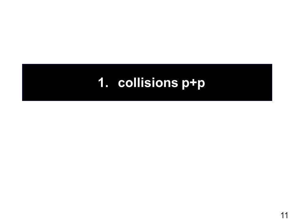 11 1.collisions p+p