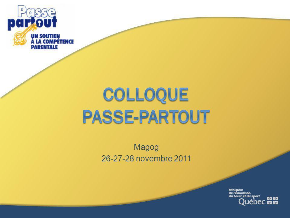 Magog 26-27-28 novembre 2011