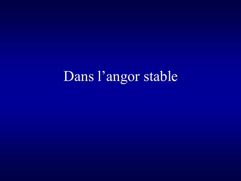 Dans langor stable