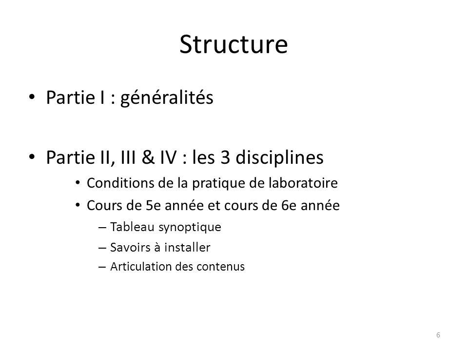 Les contenus en biologie En 5 ème Déplacement du thème « immunologie » en 4 ème.