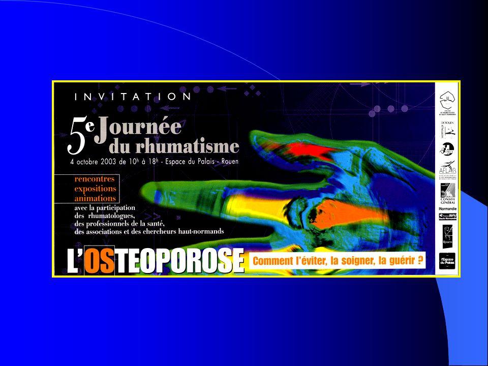 OSTEOPOROSE à LADOLESCENCE Congrès SFP – NANCY 2003 E. MALLET (Rouen)