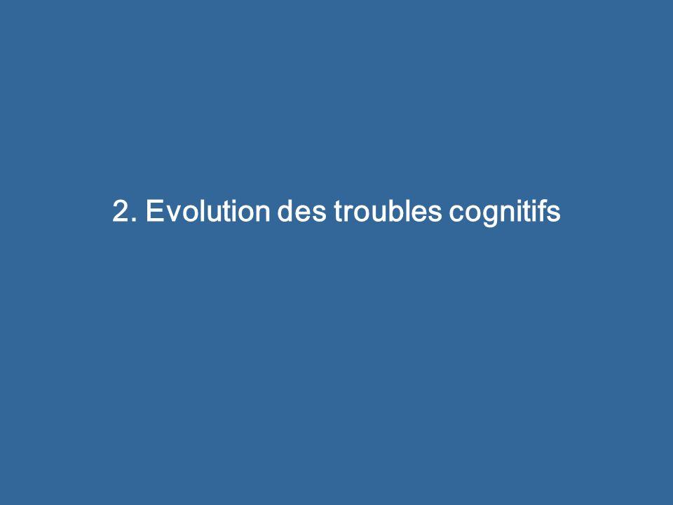 Les troubles cognitifs de la schizophr é nie Lexistence de troubles cognitifs a été reconnue dès les premières descriptions de la schizophrénie par Kraepelin et Bleuler.