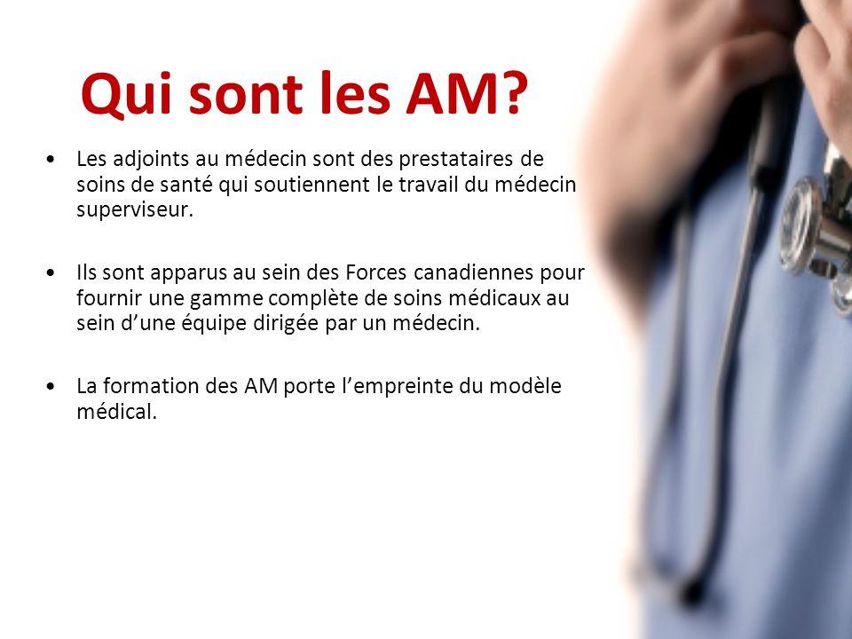 Les adjoints au médecin sont des prestataires de soins de santé qui soutiennent le travail du médecin superviseur.
