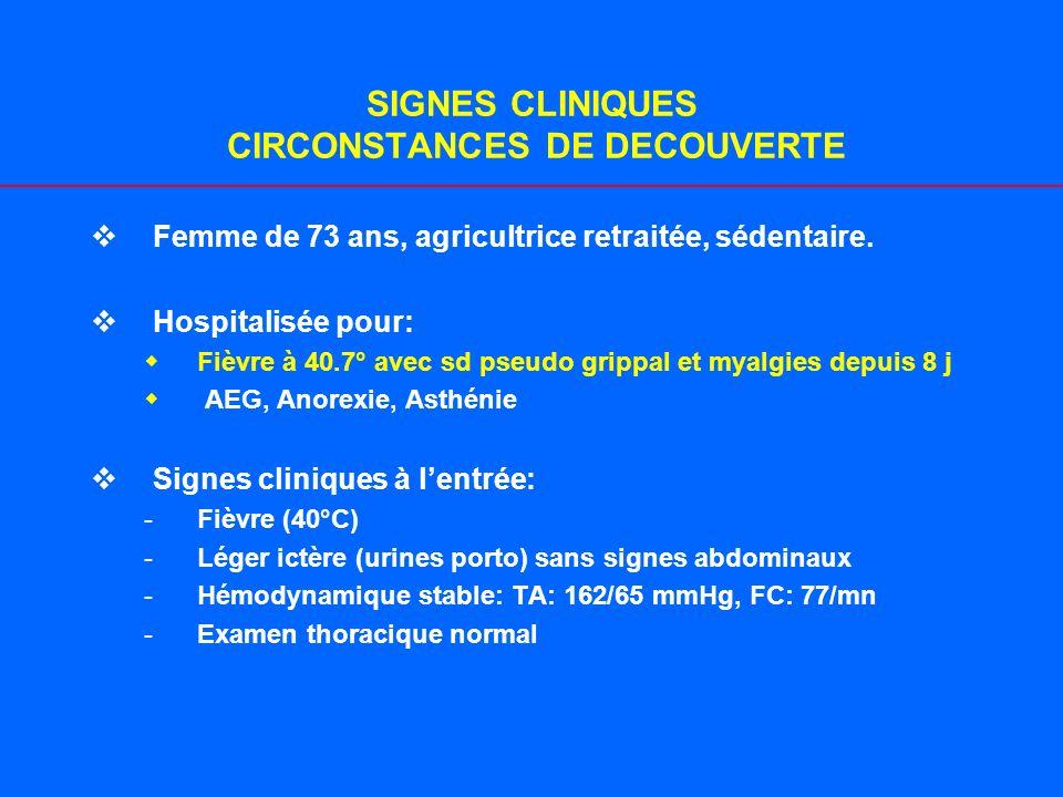 EXPLORATION DUN ICTERE FEBRILE Dr C Brehant, P.Dudeffant,V.Verrier Centre Hospitalier de La Rochelle ARCO Novembre 2005