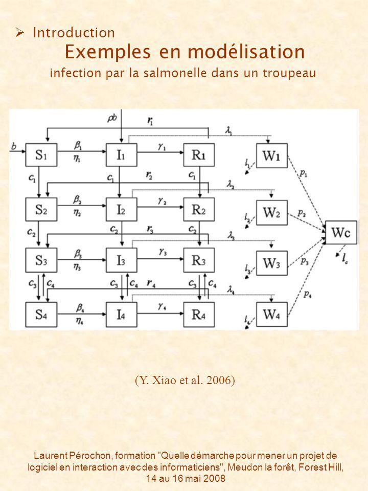 Laurent Pérochon, formation Quelle démarche pour mener un projet de logiciel en interaction avec des informaticiens , Meudon la forêt, Forest Hill, 14 au 16 mai 2008 (Y.