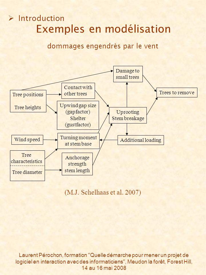 Laurent Pérochon, formation Quelle démarche pour mener un projet de logiciel en interaction avec des informaticiens , Meudon la forêt, Forest Hill, 14 au 16 mai 2008 (M.J.
