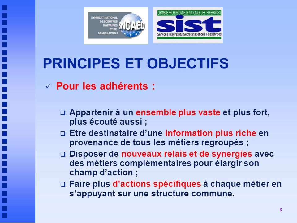 79 ACTIONS EXCEPTIONNELLES 3. Union SNCAED-SIST 4. AGIR POUR LA CREATION DENTREPRISES