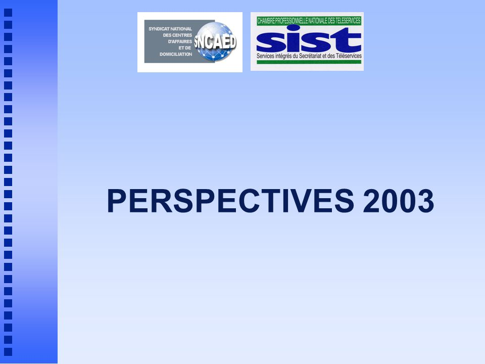 PERSPECTIVES 2003