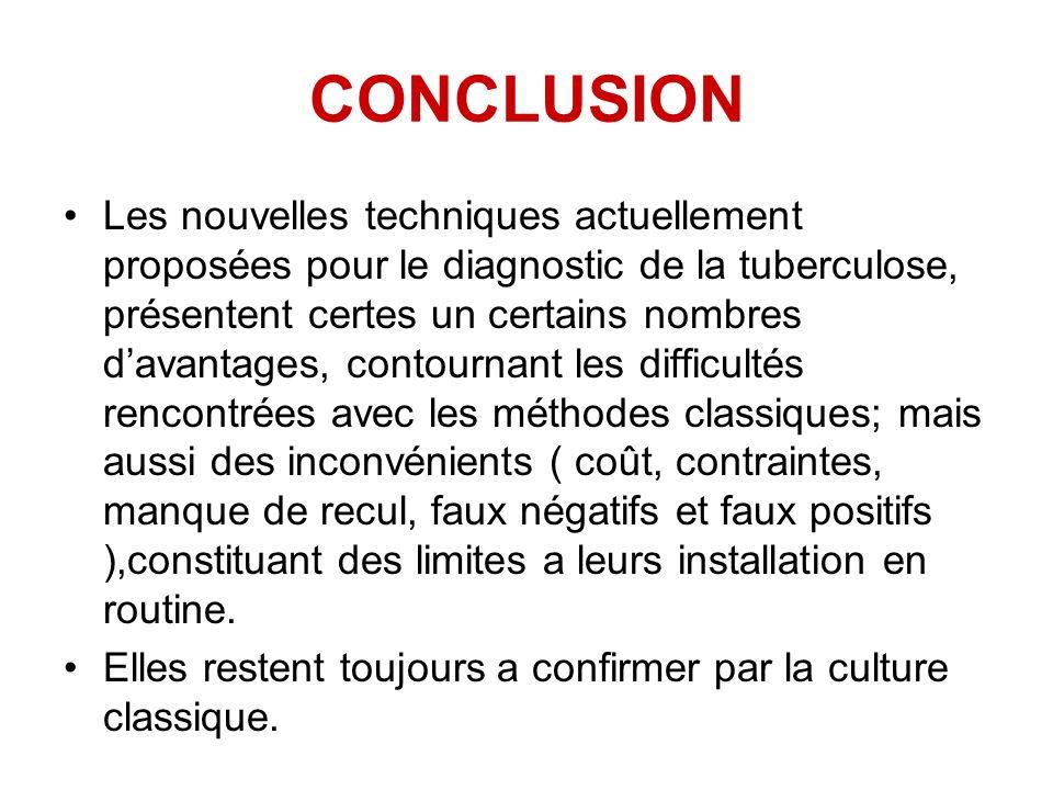 Diagnostic tuberculoses extrapulmonaires