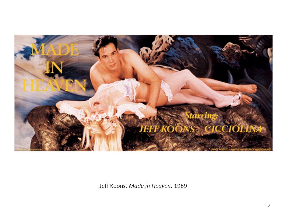 Jeff Koons, Made in Heaven, 1989 3