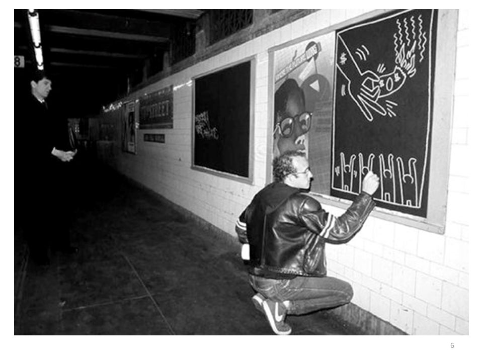 17 Keith Haring, Free South Africa, 1985