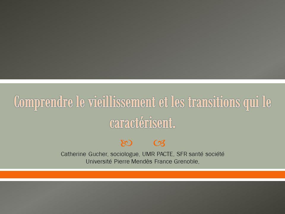 Catherine Gucher, sociologue, UMR PACTE, SFR santé société Université Pierre Mendès France Grenoble,