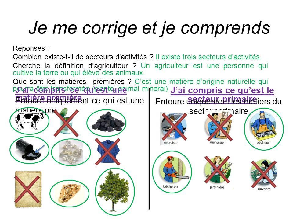 Trace écrite Lagriculture intensive pose des problèmes environnementaux : manque deau et pollution des sols.
