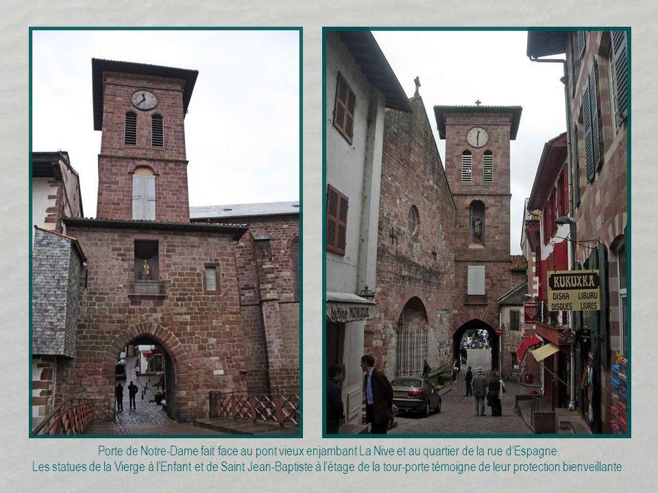 Eglise de lAssomption de la Vierge. Notre-Dame-du-Bout-du-Pont.
