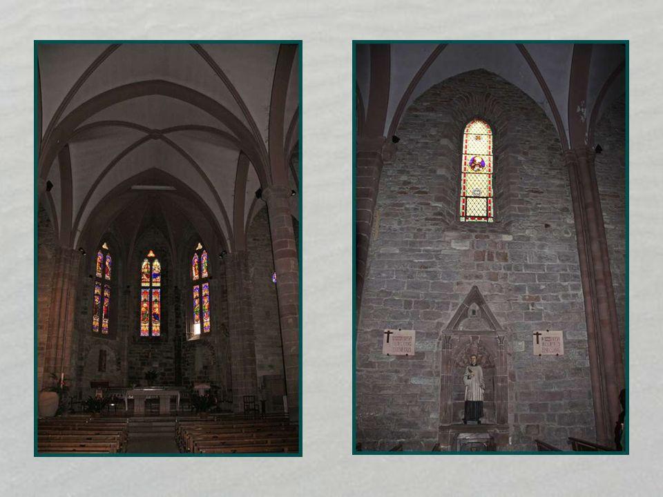 Eglise Notre-Dame-du-Bout-du Pont. Elle est après la cathédrale de Bayonne, lédifice gothique le plus important du Pays Basque Français. La tradition