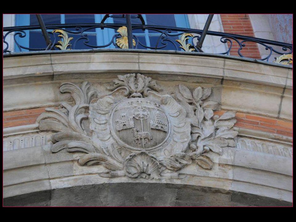 Blason de la ville de Toulouse